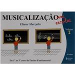 Livro - Musicalização Nas Escolas