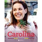 Livro - na Cozinha com Carolina