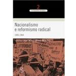 Livro - Nacionalismo e Reformismo Radical (1945-1964)