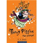 Livro - Nanny Piggins Faz Justiça