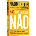 Livro - não Basta Dizer não