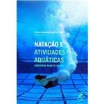 Livro - Natação e Atividades Aquáticas