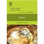 Livro - Natura - a Realização de um Sonho