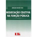 Livro - Negociação Coletiva na Função Pública