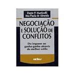 Livro - Negociação e Solução de Conflitos