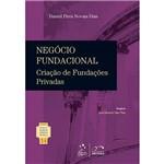 Livro - Negócio Fundacional: Criação de Fundações Privadas
