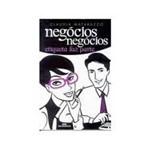 Livro - Negocios, Negocios, Etiqueta Faz Parte