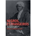 Livro - Negros, Estrangeiros