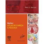 Livro - Netter Atlas de Cabeça e Pescoço