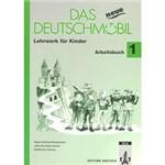 Livro - Neue Deutschmobil 1, das - Arbeitsbuch - Deutsch Als Fremdsprache Für Kinder