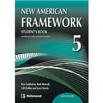 Livro - New American Framework 5 Advanced: Student's Book