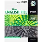 Livro - New English File - Intermediate - MultiPACK a