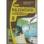 Livro - New Password: Read And Learn - 8ª Série