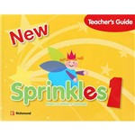 Livro - New Sprinkles 1: Teacher's Guide