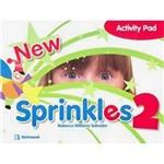 Livro - New Sprinkles 2: Activity Pad