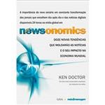 Livro - Newsonomics - Doze Nova Tendências que Moldarão as Notícias e o Seu Impacto na Economia Mundial
