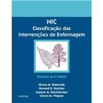 Livro - Nic Classificação das Intervenções de Enfermagem