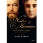 Livro - Nicolau e Alexandra