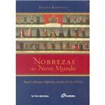 Livro - Nobrezas do Novo Mundo