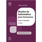 Livro - Noções de Informática para Concursos: Teoria e Questões