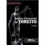 Livro - Noções Essenciais de Direito