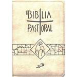 Livro - Nova Bíblia Pastoral (Média-Zíper Creme)