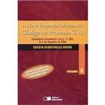 Livro - Nova Etapa da Reforma do Código de Processo Civil, a - Volume 3