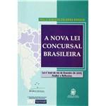 Livro - Nova Lei Concursal Brasileira, a