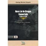 Livro - Nova Lei de Drogas Comentada