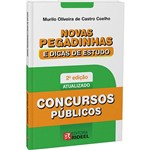 Livro - Novas Pegadinhas e Dicas de Estudos: Concursos Públicos