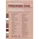 Livro - Novas Tendências do Processo Civil: Estudos Sobre o Projeto do Novo Código de Processo Civil