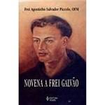 Livro - Novena a Frei Galvão