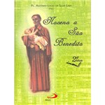 Livro - Novena a São Benedito