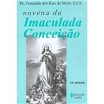 Livro - Novena da Imaculada Conceição