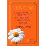 Livro - Novena para se Livrar das Tristezas e Reencontrar - o Entusiasmo de Viver