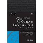 Livro - Novo Código de Processo Civil e Constituição Federal