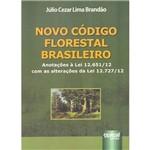 Livro - Novo Código Florestal Brasileiro