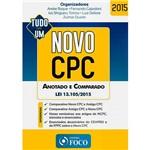 Livro - Novo CPC Anotado e Comparado