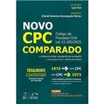 Livro - Novo Cpc Comparado
