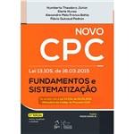 Livro - Novo CPC Lei 13.105 de 16.03.2015 Fundamentos e Sistematização