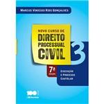 LIvro - Novo Curso de Direito Processual Civil 3: Execução e Processo Cautelar