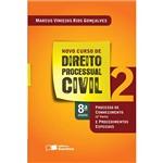 Livro - Novo Curso de Direito Processual Civil 2 - Processo de Conhecimento e Procedimentos Especiais (2ª Parte)