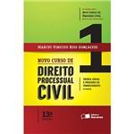 Livro - Novo Curso de Direito Processual Civil: Teoria Geral e Processo de Conhecimento - Vol. 1