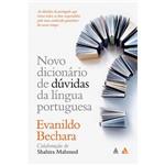 Livro - Novo Dicionário de Dúvidas da Língua Portuguesa