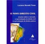 Livro - Novo Direito Civil, o