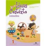 Livro - Novo Ideias em Contexto 1: Matemática - Educação Infantil