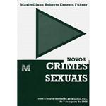 Livro - Novos Crimes Sexuais