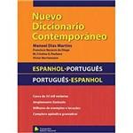 Livro - Nuevo Diccionario Contemporáneo - Espanhol/Português Português/Espanhol