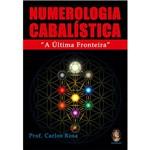 """Livro - Numerologia Cabalística - """"A Útima Fronteira"""""""
