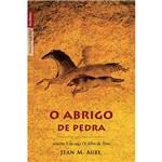 Livro - o Abrigo de Pedra - Série os Filhos da Terra - Vol. 5